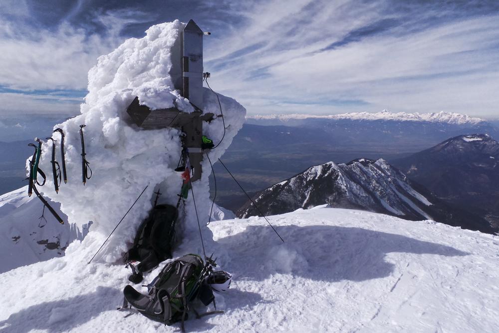 Vrh Storžiča