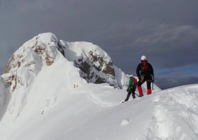 Zimski vzpon na Triglav