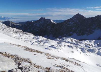 Mali in Veliki Draški vrh