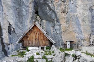 Pastirski stan pod Utami