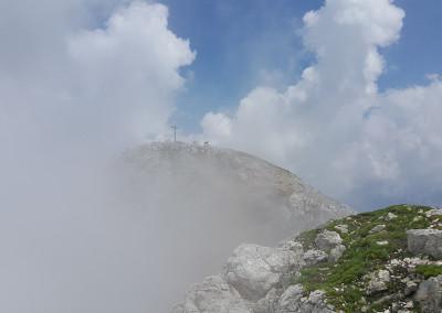 ...in zagledali smo vrh