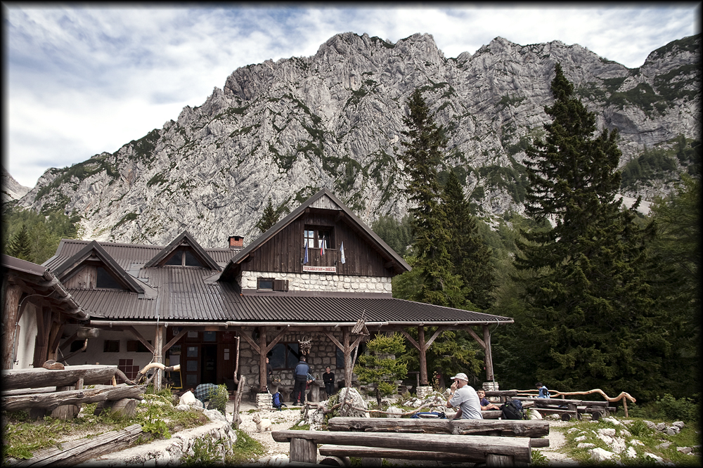Frischaufov dom na Okrešlju