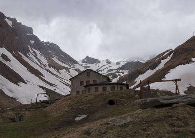 Lücknerhutte na 2241m