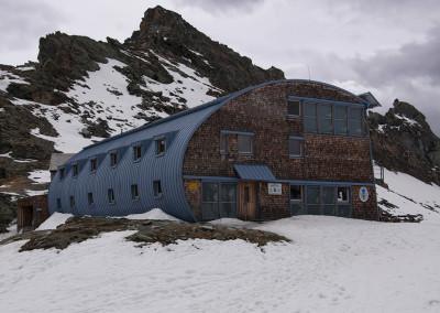 Stüdlhütte 2801m