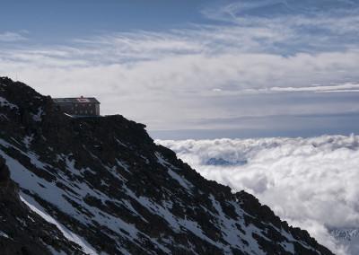 Erzherzog-Johann-Hütte 3450m