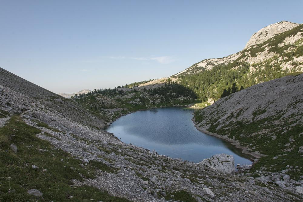 Ledvička ali Veliko jezero