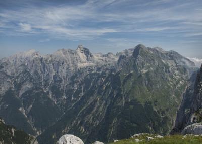 Razor in njegovi okoliški vrhovi