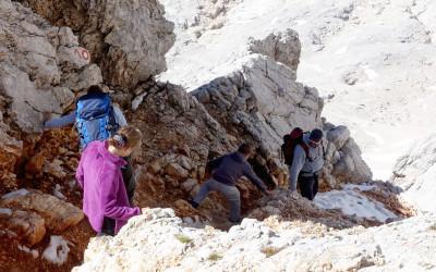 Neodgovorna dejanja staršev v gorah