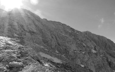Pot iz Kredarice na Triglav ponovno ODPRTA