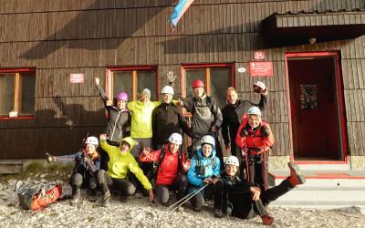 Delo planinskih vodnikov