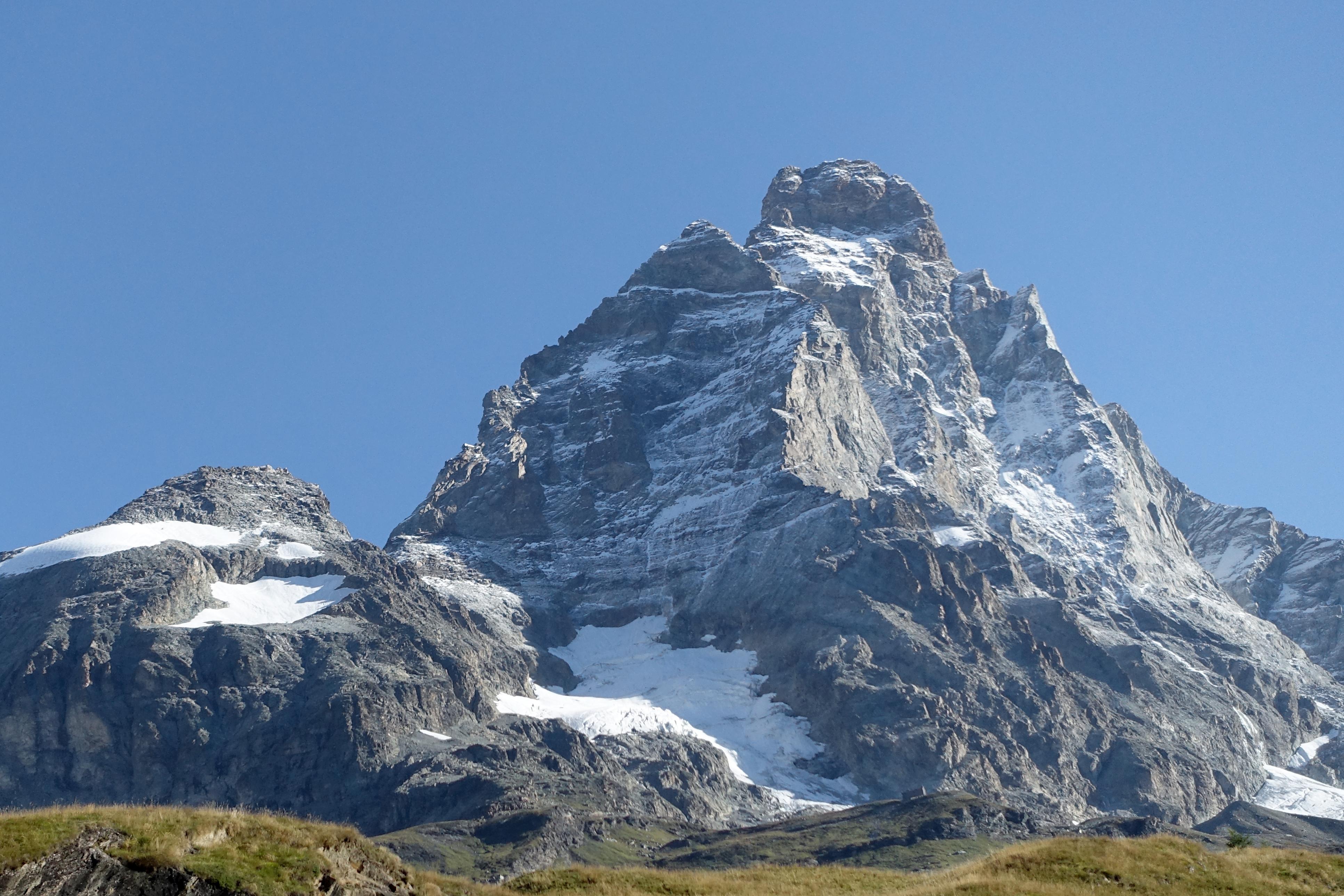 Matterhoren - pogled na goro
