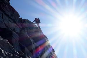 Matterhorn - boris v akciji