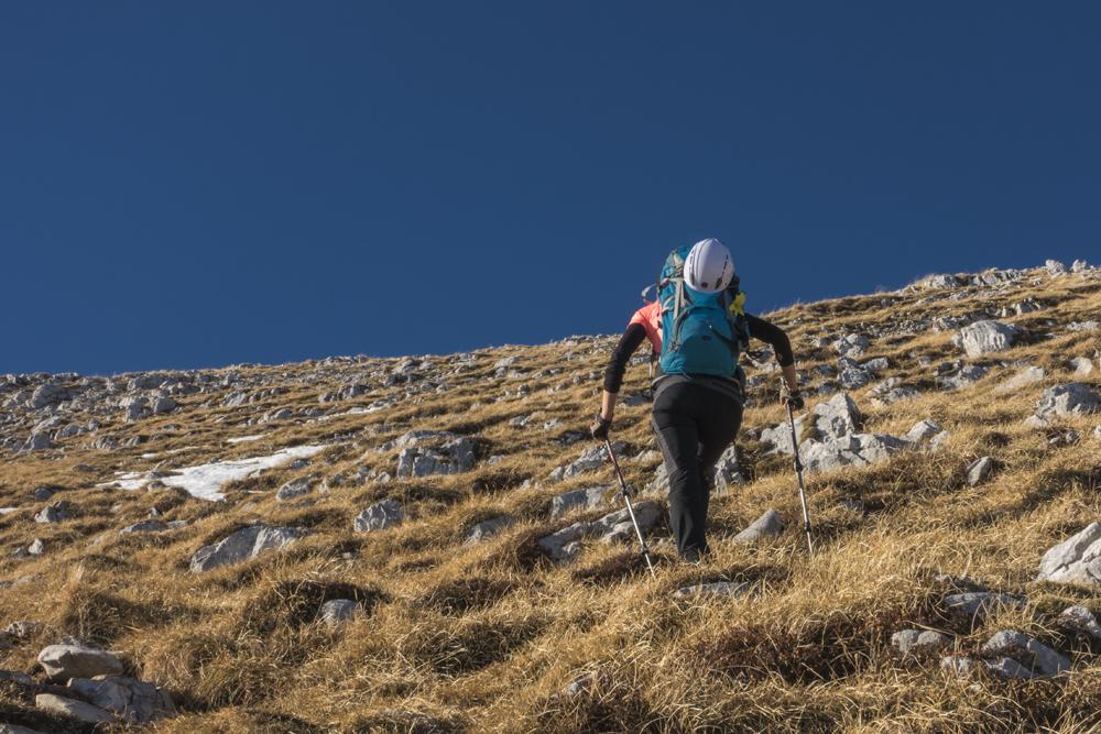 Priporočila za varno pohodništvo in planinarjenje