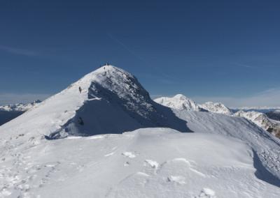 Veliki vrh - Begunjščica