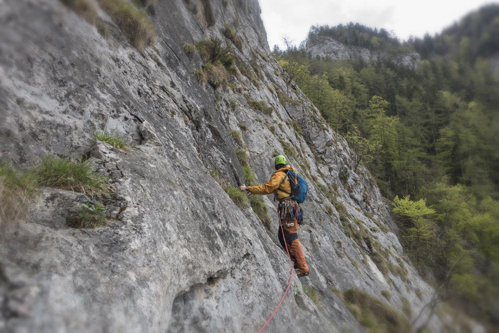 Grazer Bergland – Grastöter Diagonale V-/IV