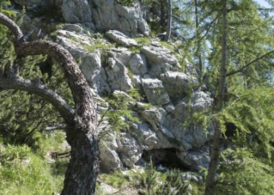 Zanimive skalne razčlembe