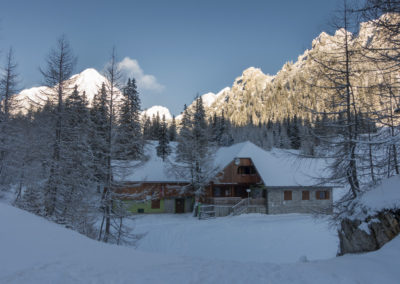 Planinski dom na Zelenici *****
