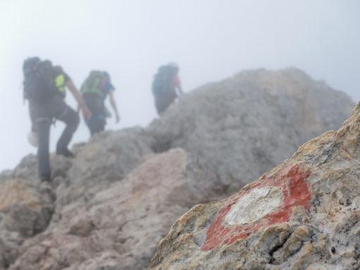 Slovenska smer v severni Steni | 2864m