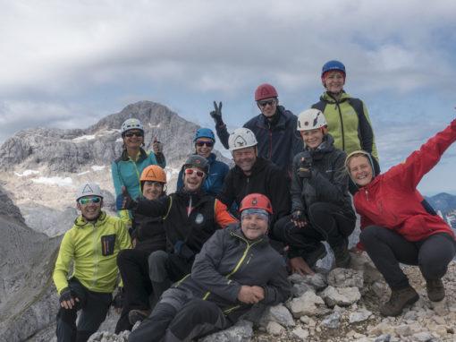 Spominski pohod na Rjavino in Cmir | 2532m