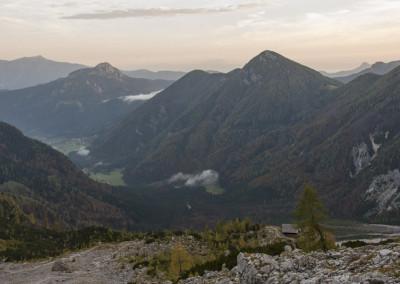 Kremžarjeva pot na Jezersko Kočno in Grintovec