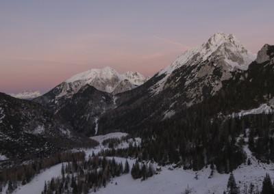 Tečaj varnega gibanja po gorah v zimskih razmerah – januar 2016