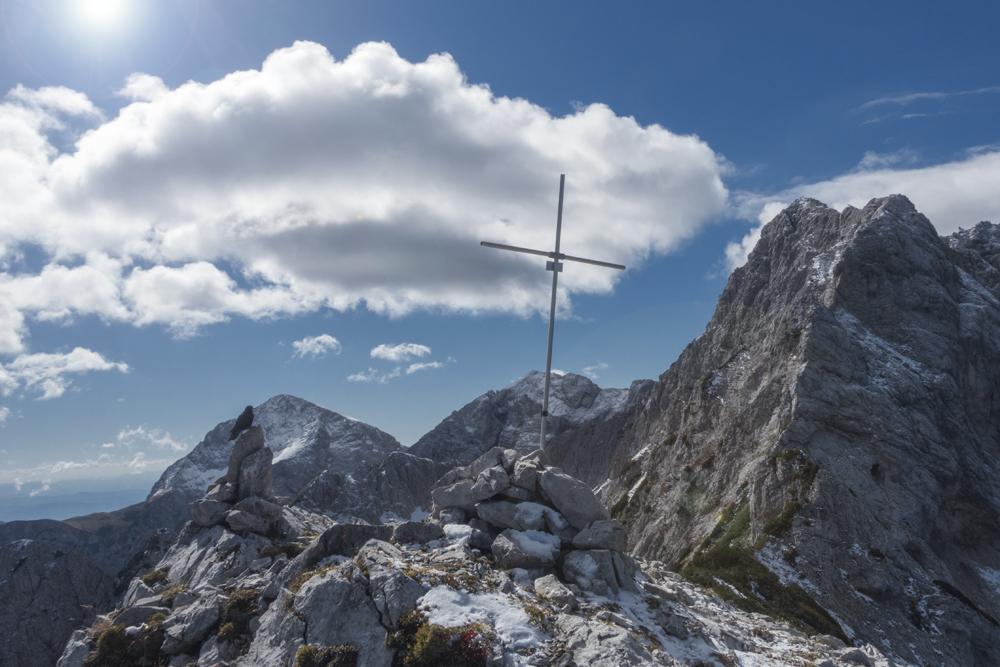 Po Hudem prasku na Krničko goro