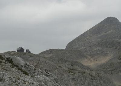 Stanič in Begunjski vrh